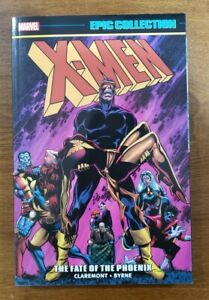 X-MEN Marvel Epic Collection Vol. 7 The Fate of the Phoenix TPB GN SC NEW UNREAD