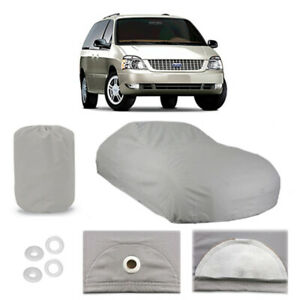 Ford Windstar 4 Layer Car Cover Fitted Outdoor Water Proof Rain Snow Sun Dust