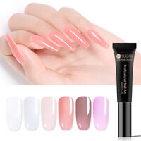 UR SUGAR 8ml Poly Extension Gel Nail Finger Extension Nail Art  UV Gel