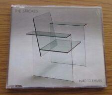 THE STROKES Hard To Explain 2001 UK 2 TRACK CD SINGLE ROUGH TRADE NEW YORK