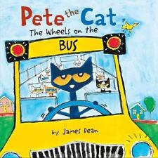 Pete the Cat: The Wheels on the Bus Boar