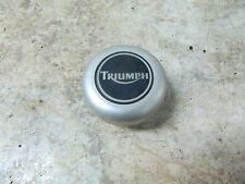 03 Triumph 955I 955 I Daytona rear back wheel rim hub cap cover