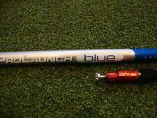 Prolaunch Blue Regular Graphite Shaft & Adapter Taylor Made R11/R9/RBZ/R11s