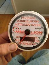 Medallion Mastercraft Dash Cluster Mph/Kmh and hr meter.