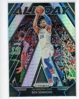2018-19 Ben Simmons Panini Prizm #3 Hyper All Day