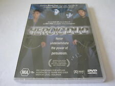 Heroic Duo - Leon Lai - New Sealed DVD - Region 4