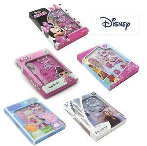 11 Piece Hair Beauty Set Disney Princess Minnie Frozen II LOL Peppa Pig Gift Set