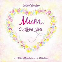 Blue Mountain Arts Mum Mini Calendar 2020