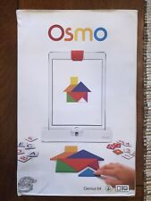Osmo Combo Base Kit And 4-Pc Genius Starter Kit w/ Coding! for iPad Gently Used