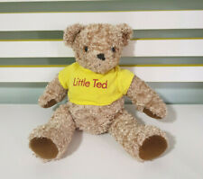 LITTLE TED TEDDY BEAR PLAY SCHOOL PLAYSCHOOL CHARACTER TOY JOINTED POSABLE! 35CM