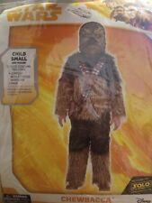 Chewbacca Halloween Costume Child Small Fuzzy #712