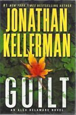 Guilt: An Alex Delaware Novel Jonathan Kellerman SIGNED First Edition