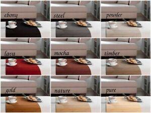 Flexablage aus massiven Bambus, Sofatablett Tablett Ablage Armlehne Sofa Couch