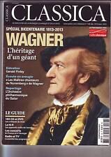 classica - numero 148 decembre 2012 - janvier 2013