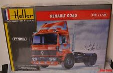 Heller 80772 1:24th scale Renault G260 Truck Tractor unit