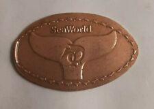 Seaworld Souvenir Pressed Penny Elongated, Winston, Oregon, Monkey