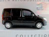 Busch 50603 Mercedes-Benz Citan Kasten (2012) in schwarzmet. 1:87/H0 NEU/OVP