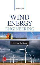 Wind Energy Engineering, Second Edition (Mechanical Engineering), Jain, Pramod