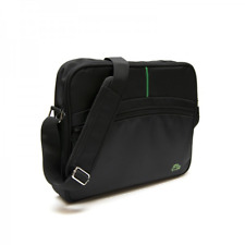 Fiat 500 Messenger Bag - Black - FISC21