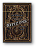 Citizens Playing Cards by theory11 Poker Spielkarten Cardistry