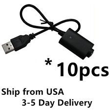 510 EGO EVOD USB Charger Cable for EGO EVOD Vision Spinner Battery USA 2-5 Day