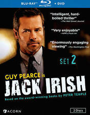Jack Irish, Set 2 Blu-ray/DVD combo, , Very Good DVD, Guy Pearce,