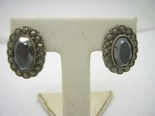 Marcasite Earrings Art Deco Fine Jewellery