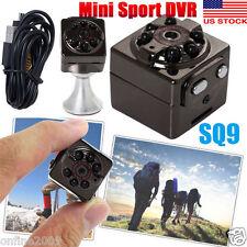 SQ9 1080P Full HD Car DVR Camera Video Recorder Dash Cam Mini Sport DV G-sensor
