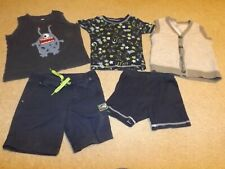 Baby Boy Clothes 18 Months Lot of 5 Spring/Summer