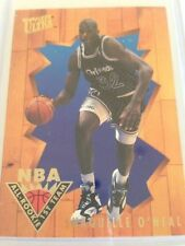 Shaquille O'Neal NBA Basketball Trading Cards