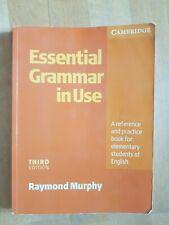 Raymond Murphy, Essential Grammar In Use, Third Edition, Cambridge