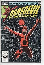 DAREDEVIL (Vol. 1) #188 - MARVEL COMICS (1982) - FN/VF - MILLER
