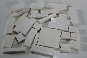 LEGO 30 Paneele Säule Wand Stütze 2453 2454 30145 3754 1x2x2 weiß white #1828