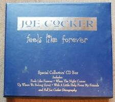 JOE COCKER - Now That The Magic Has Gone ~CD Single~ *Ltd Ed 2CD Collectors Box*