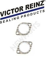 For BMW X5 330Ci 325Ci Pair Set of 2 Exhaust Manifold Flange Gasket Victor Reinz