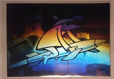 Spy Vs Spy 1992/1993 HologramTrading Card #1 NM
