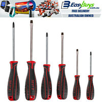 MPT Screwdriver Set 6pc Mechanics CR-V Philips & Slotted Screw Driver Kit Set