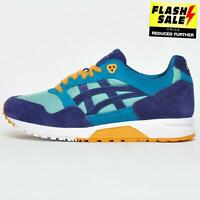 Asics Tiger Gelsaga Mens Leather Retro Casual Fashion Sneakers Trainers