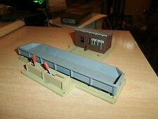 BACHMANN Railroad Train / Track  HO LOG LOADER MANUAL LEVER WORK