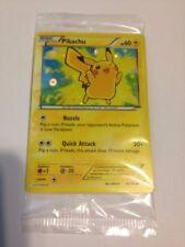 Pikachu Holo Promo 42/146 (Mint Sealed) Xy Pokemon Cards Limited Movie Giveaway