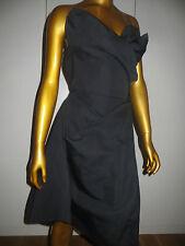 RARE!2.290£ VIVIENNE WESTWOOD GOLD LABEL CORSET BLACK DRESS