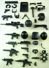 (31) custom swat police gun military army weapons 31 parts for LEGO minifigures