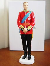 Royal Doulton Prince William Royal Wedding Day Figurine Hn5573 Limited Ed - New!