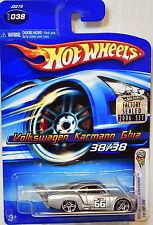 Hot Wheels 2006 Models Datsun 240z Yellow Factory