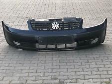 VW Passat 3B Stoßstange Frontstoßstange Stoßfänger Vorne Blau-met LN5Y Original