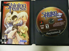 SHINING TEARS, WITH REG CARD, COMPLETE, PLAYSTATION 2, NICE DISC, SEE PICS