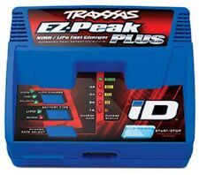 Traxxas EZ-Peak Plus 4-amp NiMH/LiPo Fast Charger with iD™ Auto Battery Identifi