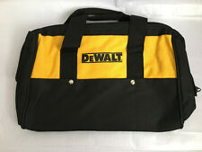 New Dewalt Heavy Duty Tool Bag 33x21x26cm Ballistic Water Durable Nylon Bags