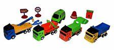 Spielzeug Müllwagen LKW Laster Recycling Müllfahrzeug Kipplaster Auto Fahrzeuge