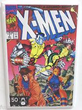 "X-Men Group #1 MAGNET 2"" x 3"" Refrigerator Locker Vintage Comic Cover"